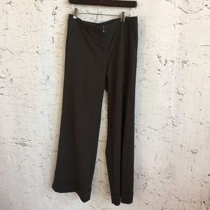 NEW YORK AND CO BROWN TROUSERS 6